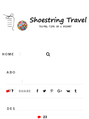 Itinerary Travel Blog screenshot_shoestringtravel.in.png
