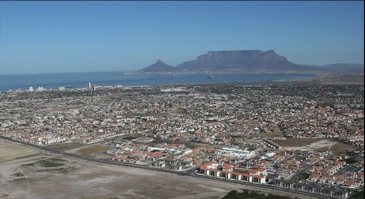 Picture of Bloubergstrand