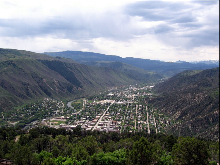 Picture of Glenwood Springs