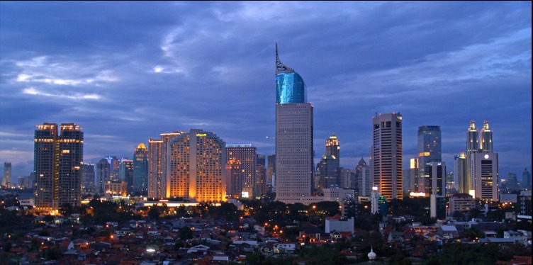 Picture of Jakarta