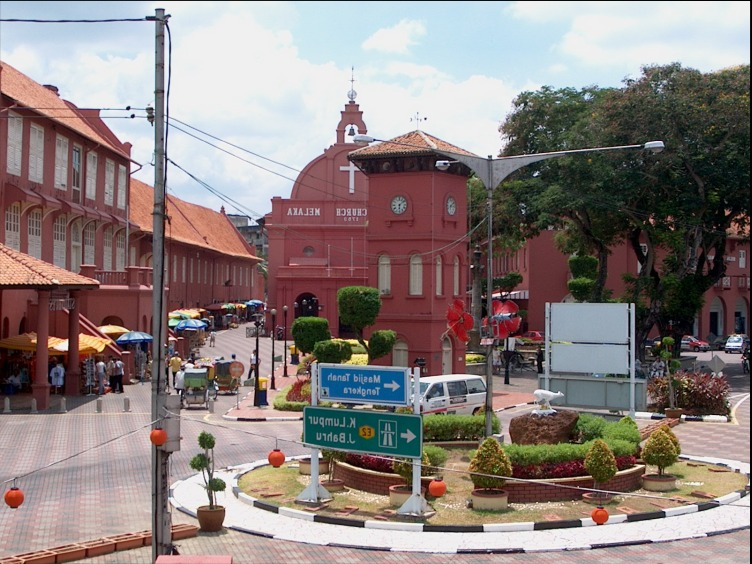 Picture of Malacca City
