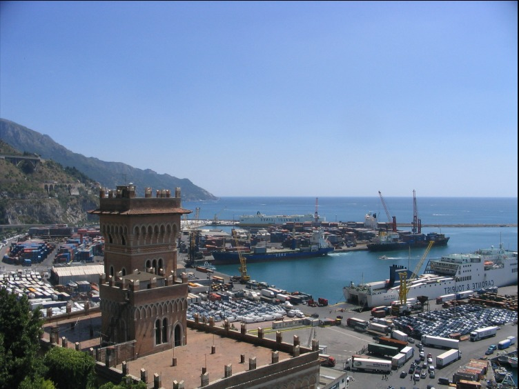 Picture of Salerno